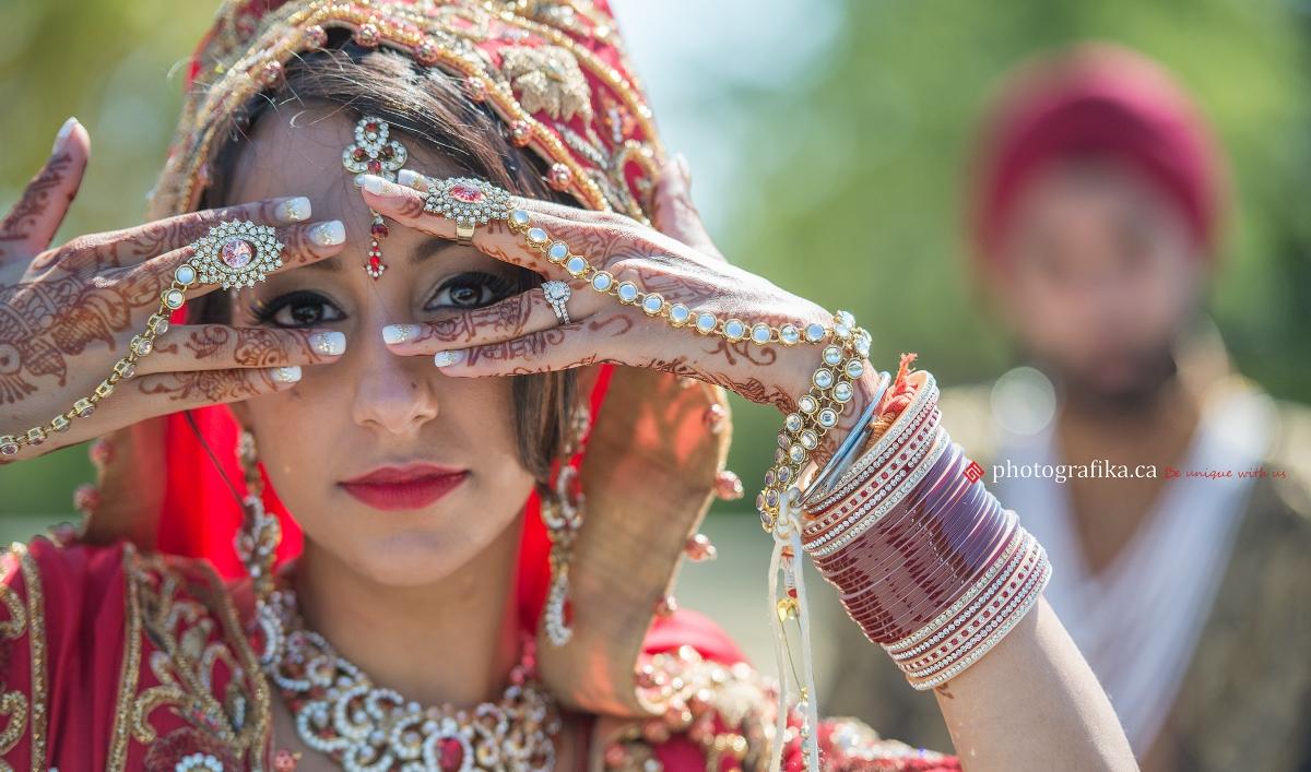JazzKamal Toronto Creative Wedding Photographer Unique
