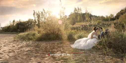 artistic wedding photography