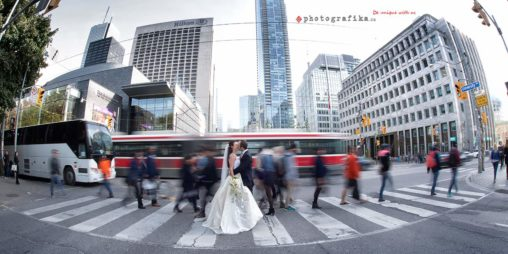 toronto downtown wedding