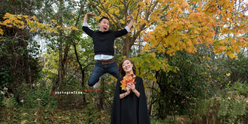 chinese engagement photos